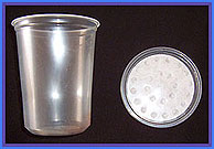Fruit Fly Culture Containers
